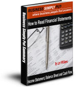 Ebook How to read financial statements